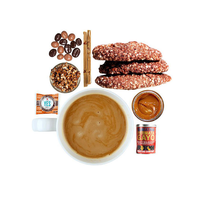 Coffee-Infused Snacks