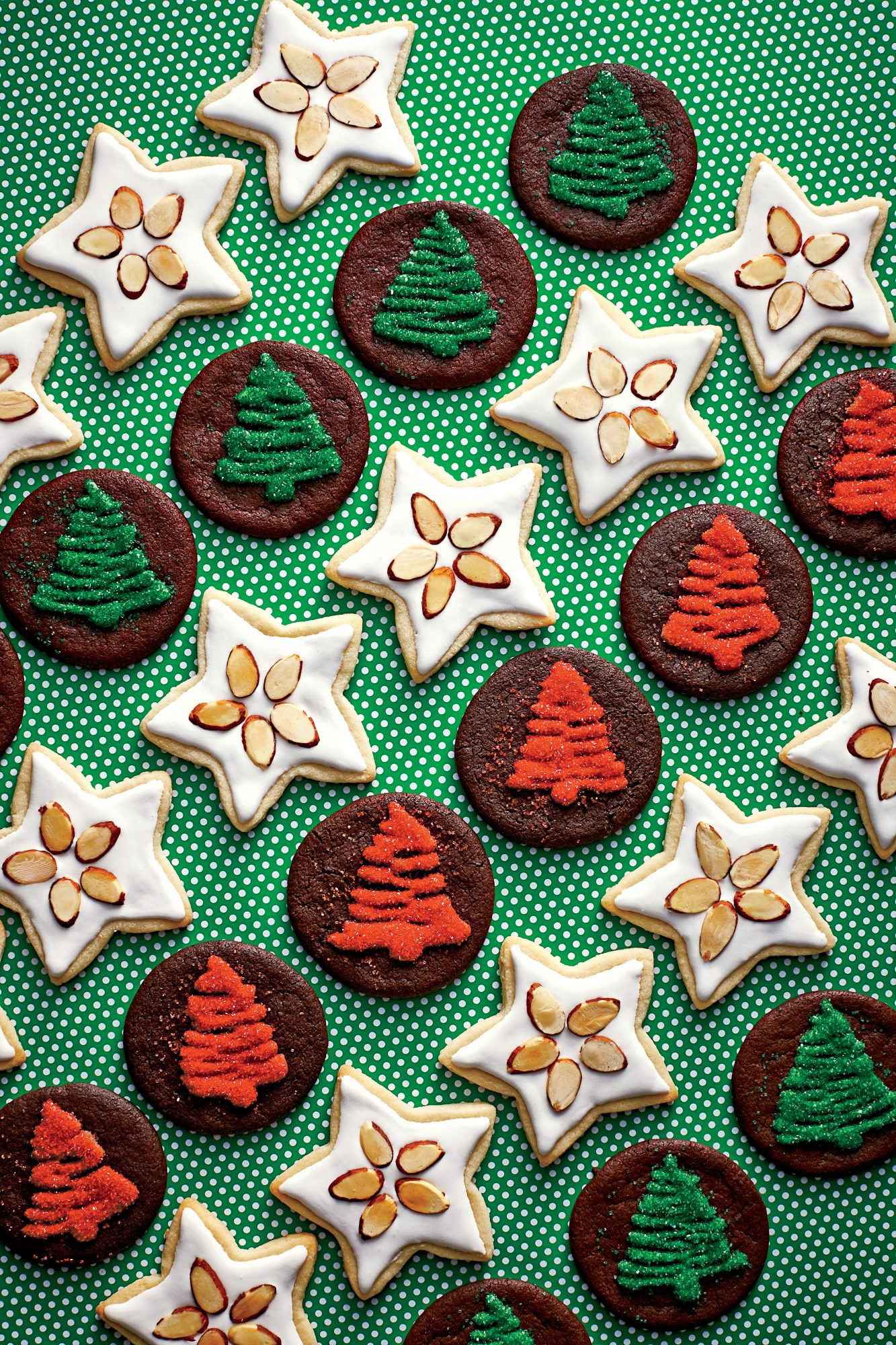 Chocolate Cutout Cookies Southern Living