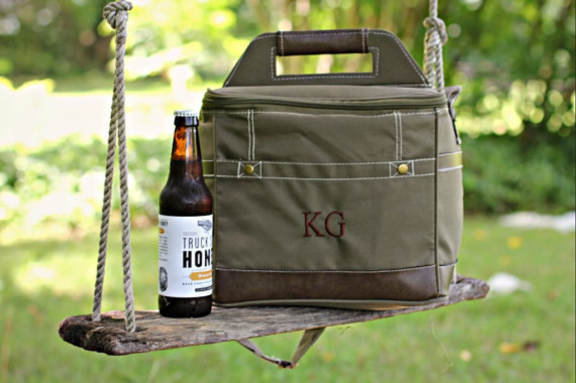 Personalized Insulated Cooler