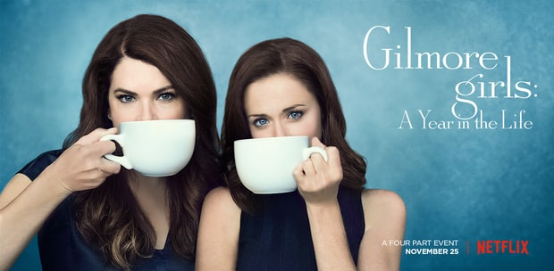 Gilmore Girls A Day in the Life