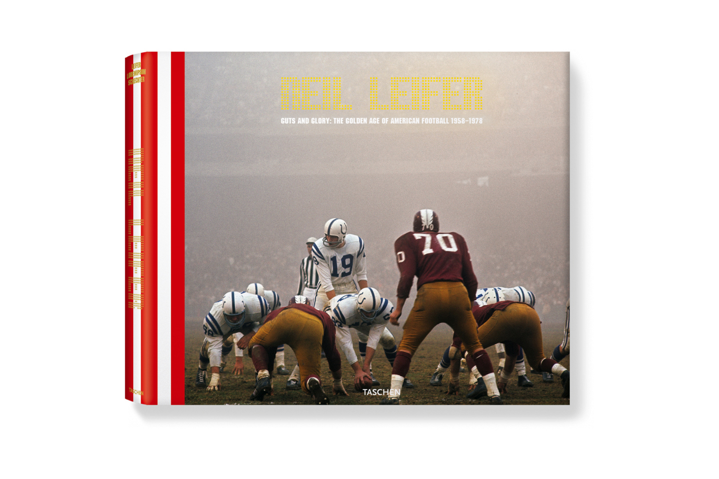 The Golden Age of Football by Neil Leifer