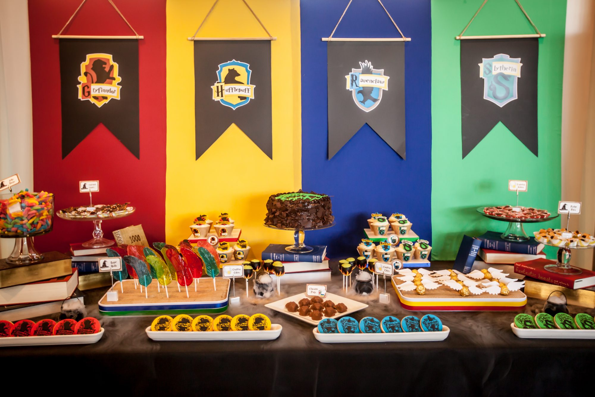 Creative Kids' Birthday Party Harry Potter 1