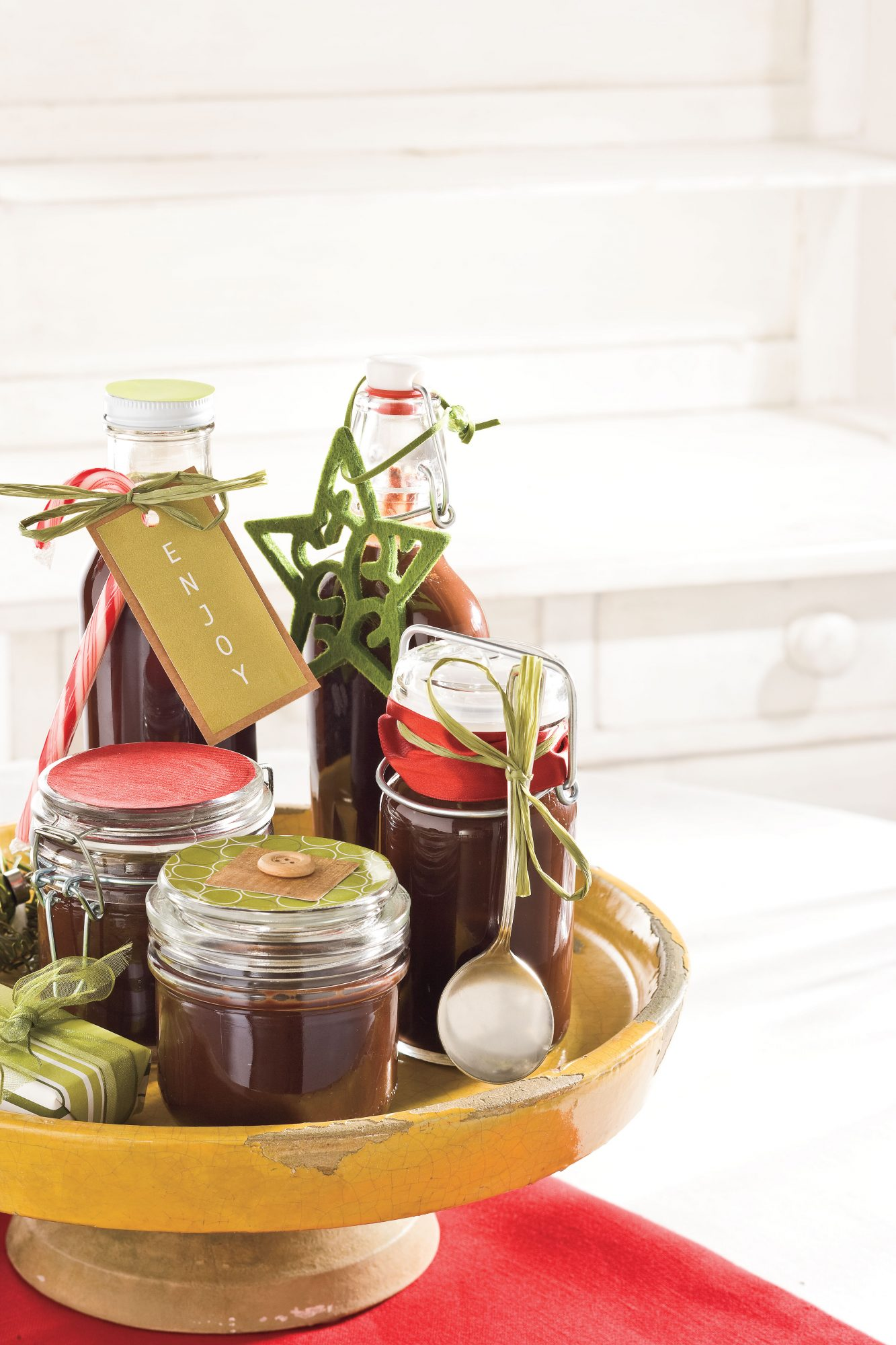 Christmas Recipes: Hot Fudge Sauce