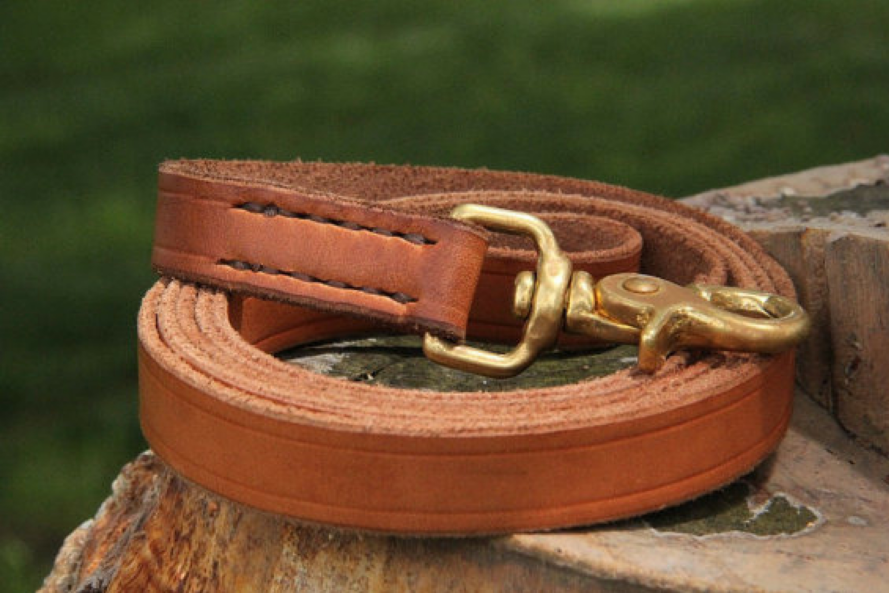 Gift Guide Pets Leather Leashes