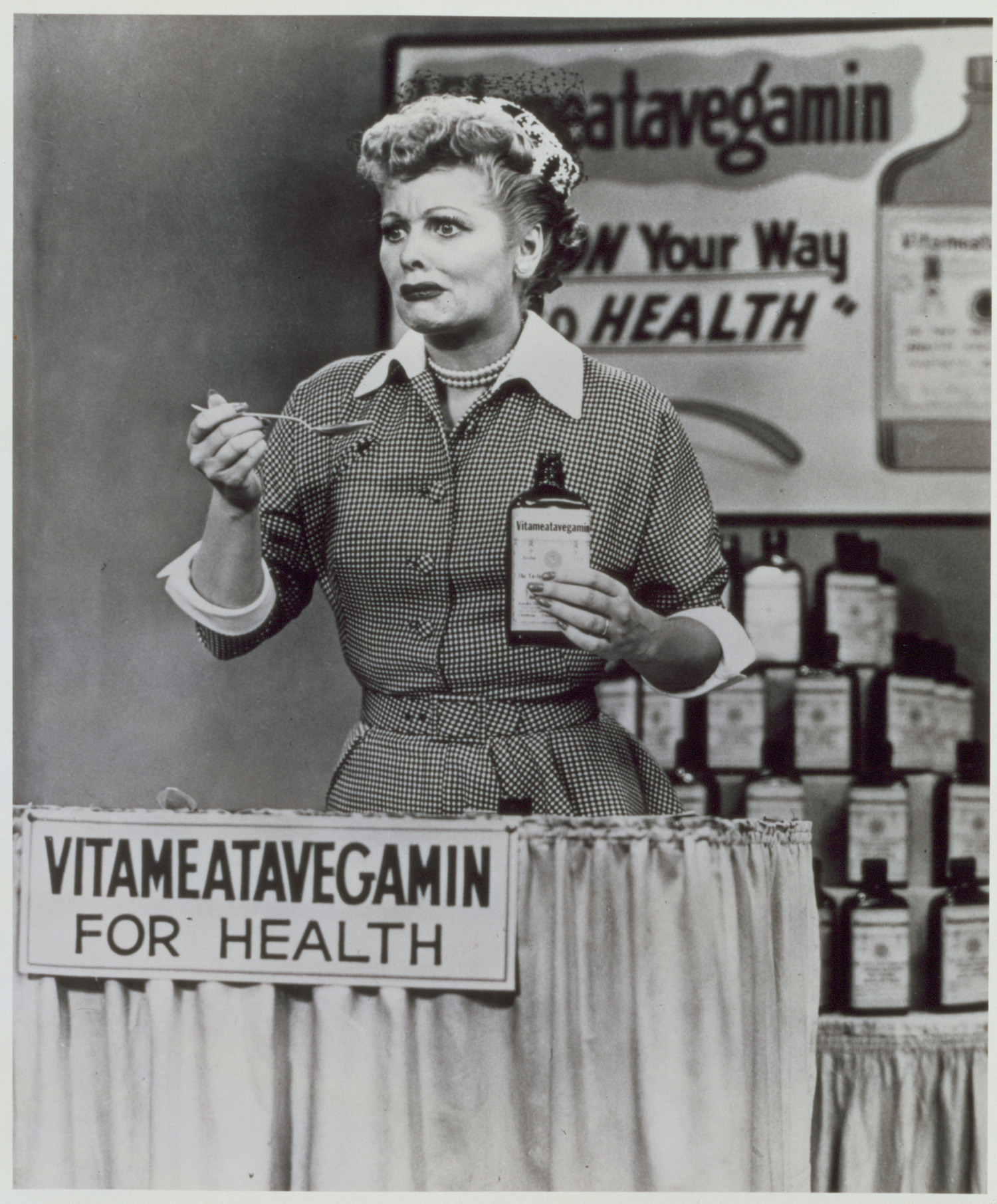 Lucy Ricardo Still from I Love Lucy