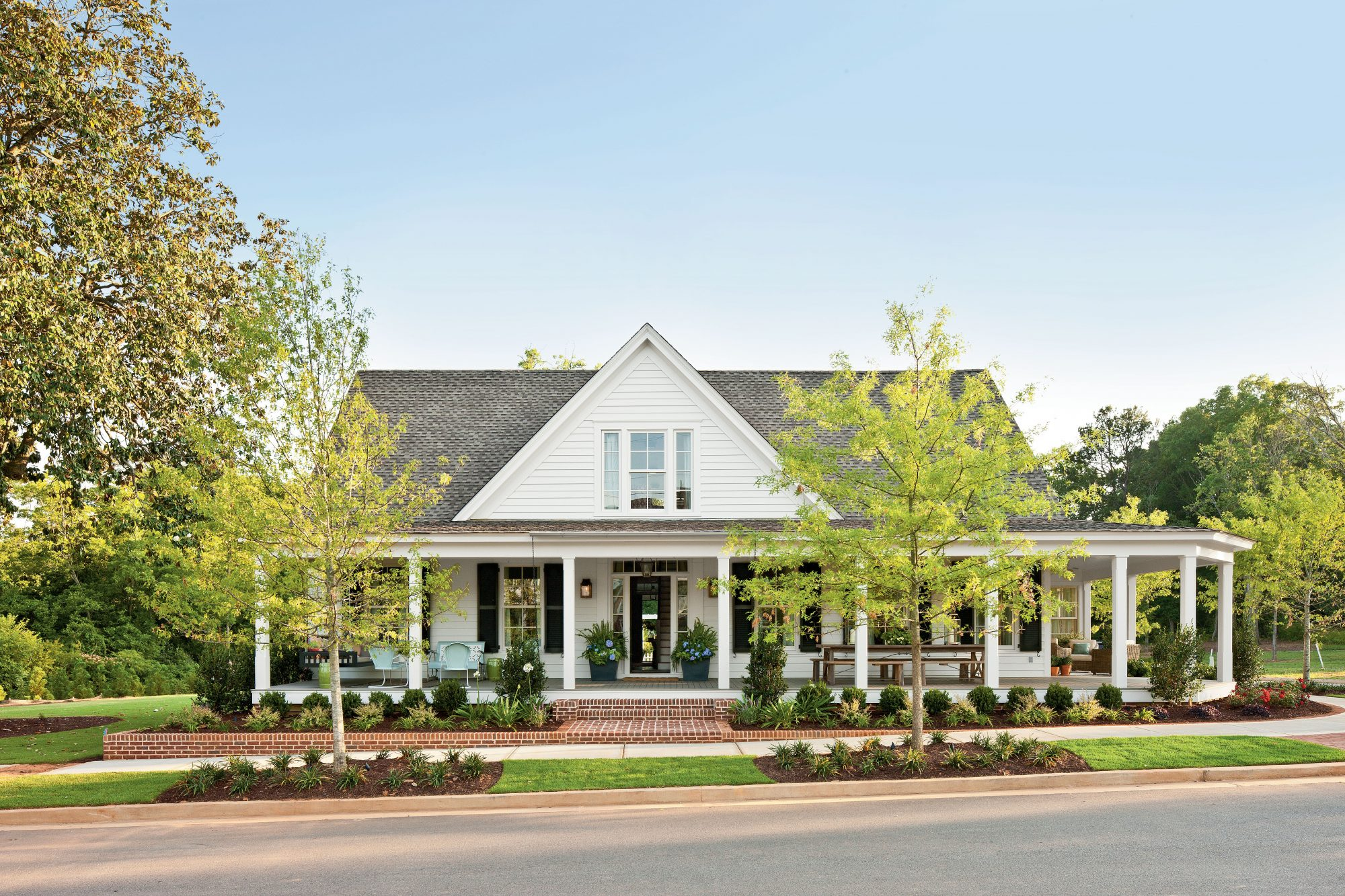From Old Farmhouse to New Dreamhouse