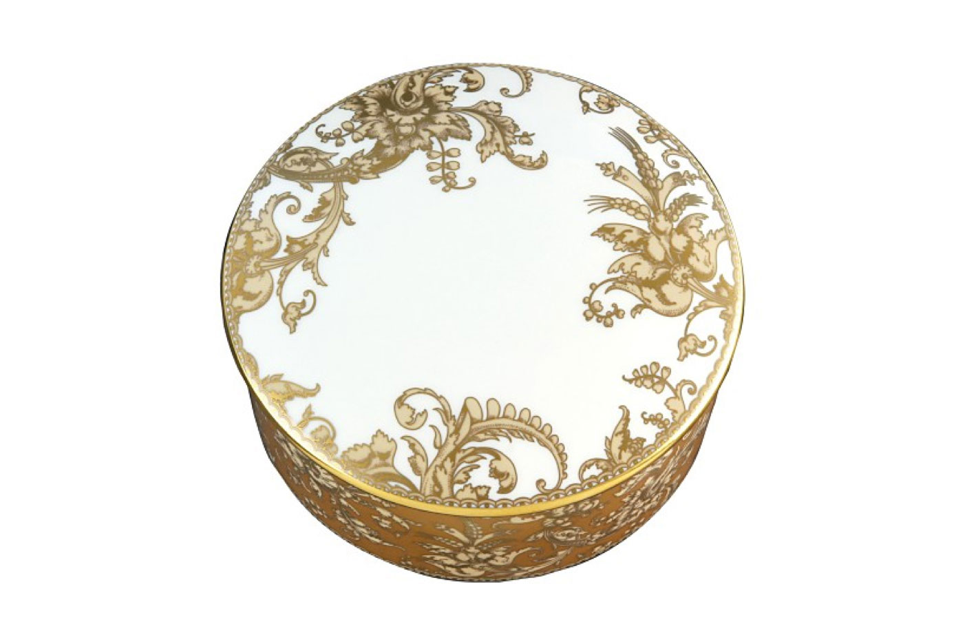 Prouna French Vine Jewelry Box