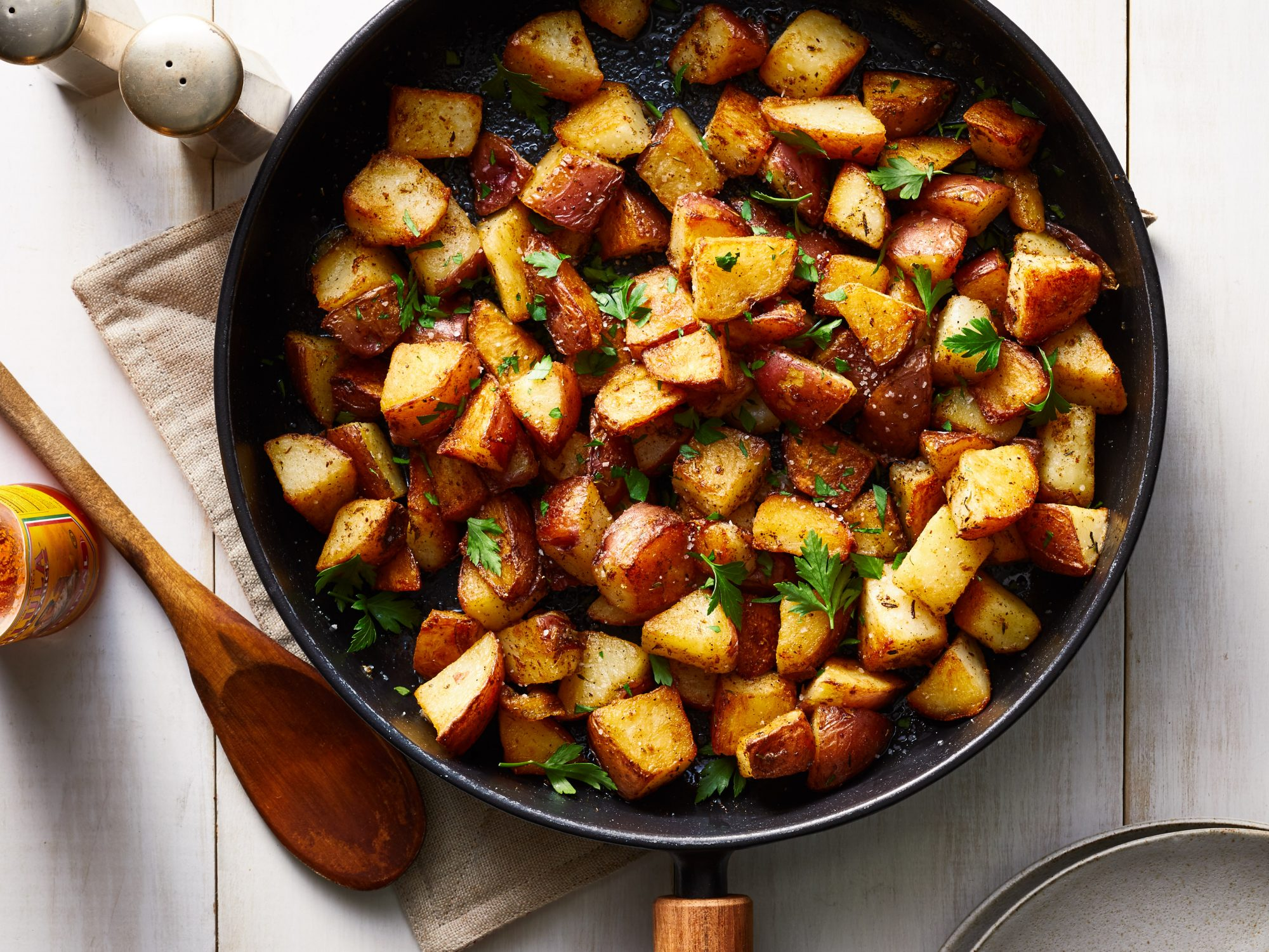 Fried Skillet Potatoes Recipe Southern Living