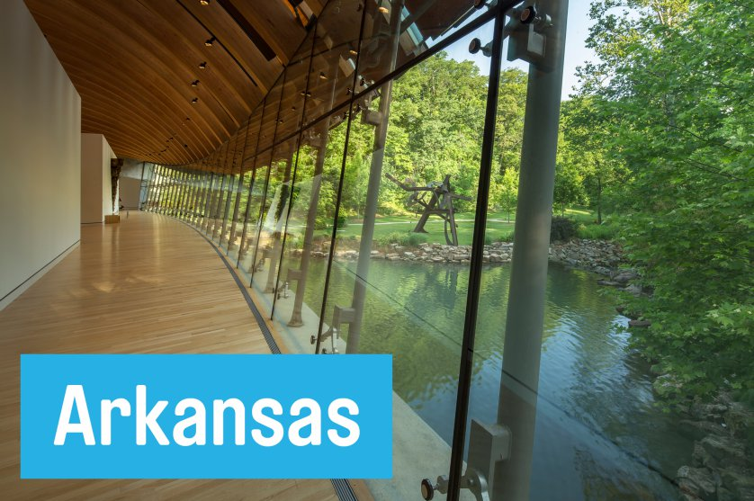 Crystal Bridges Museum of Art