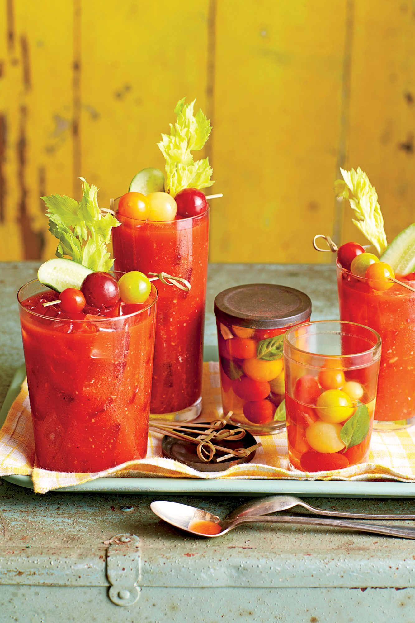 Mouthwatering Marinated Tomatoes