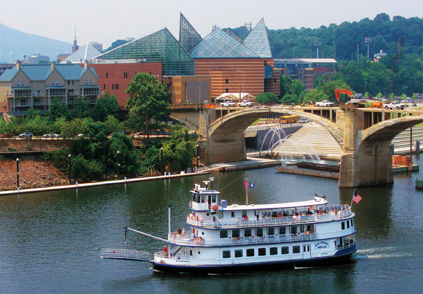 Spend an Artsy Weekend in Chattanooga, Tennessee