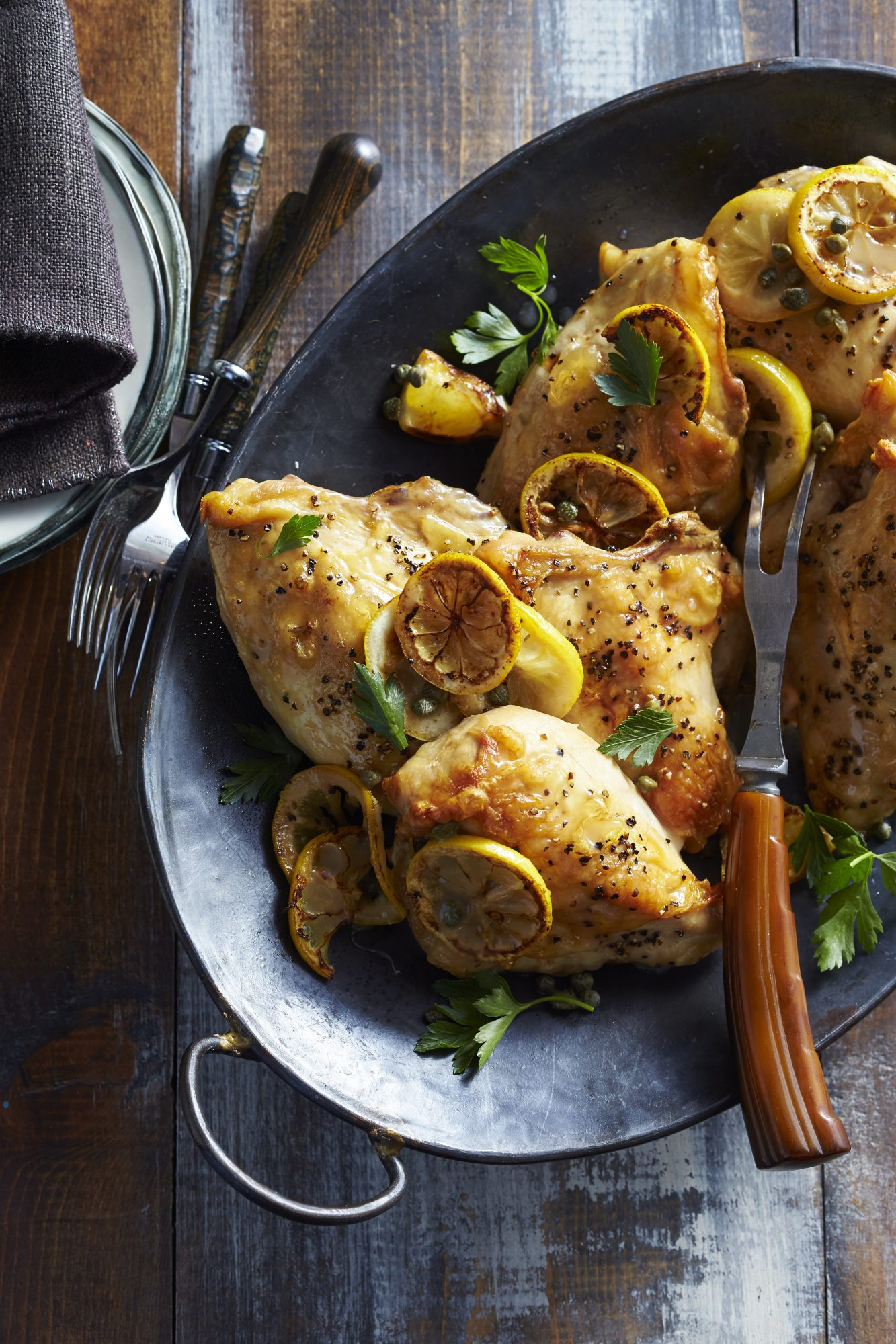 Chicken Piccata Recipe Southern Living