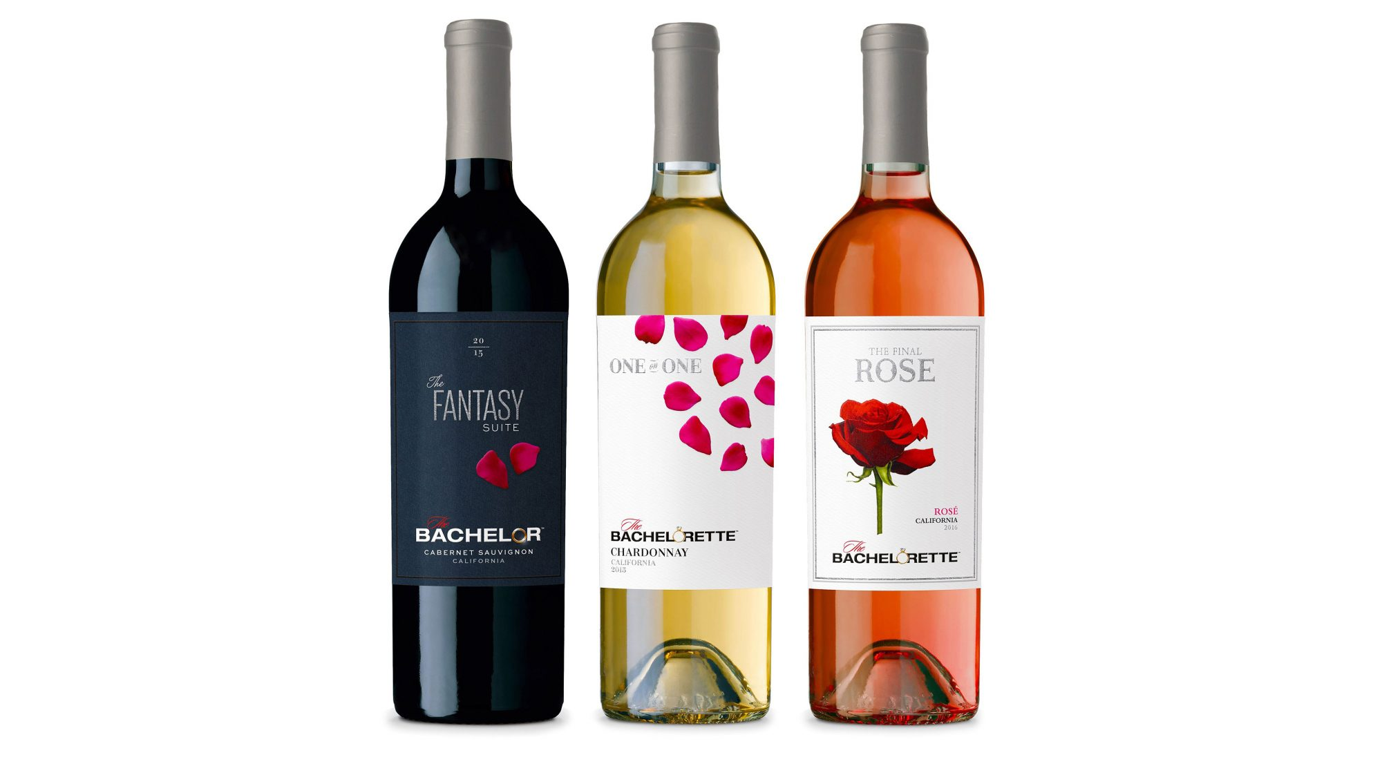 Bachelor TV Show Wines