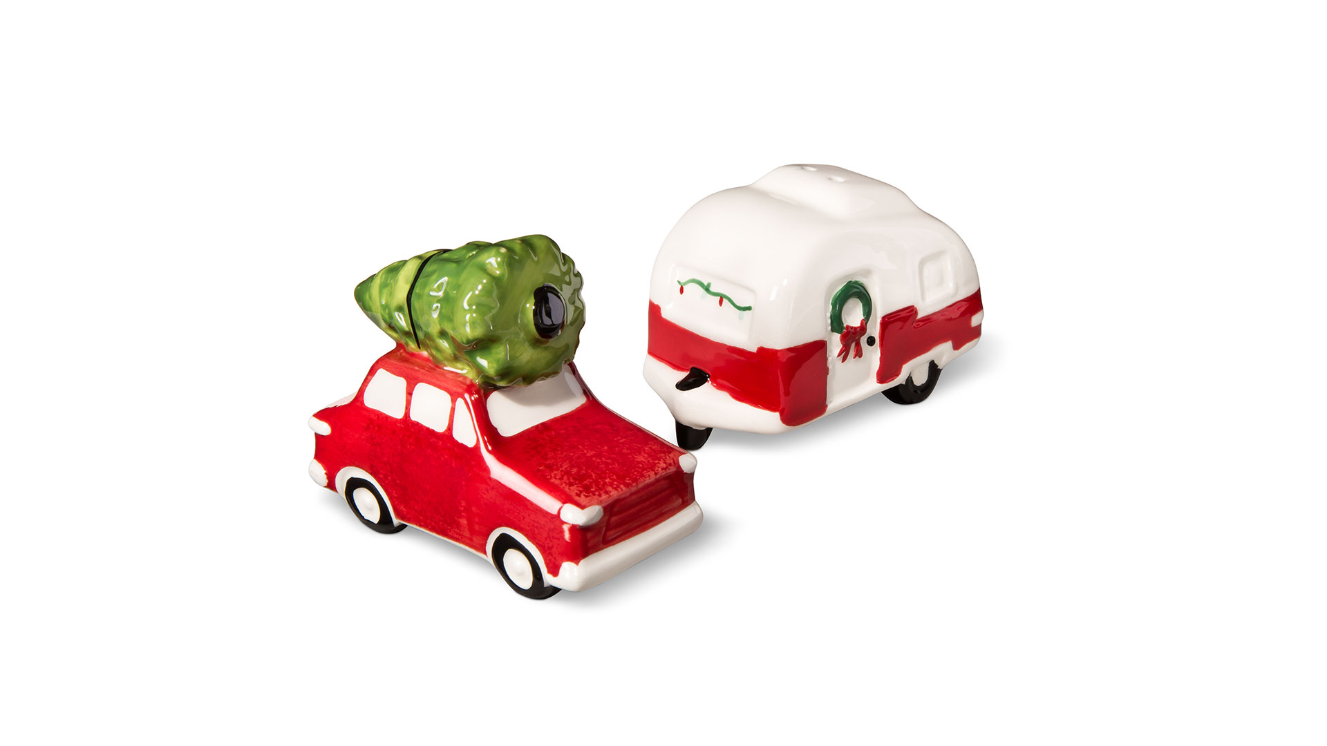 Threshold Car and Camper Salt and Pepper Shakers