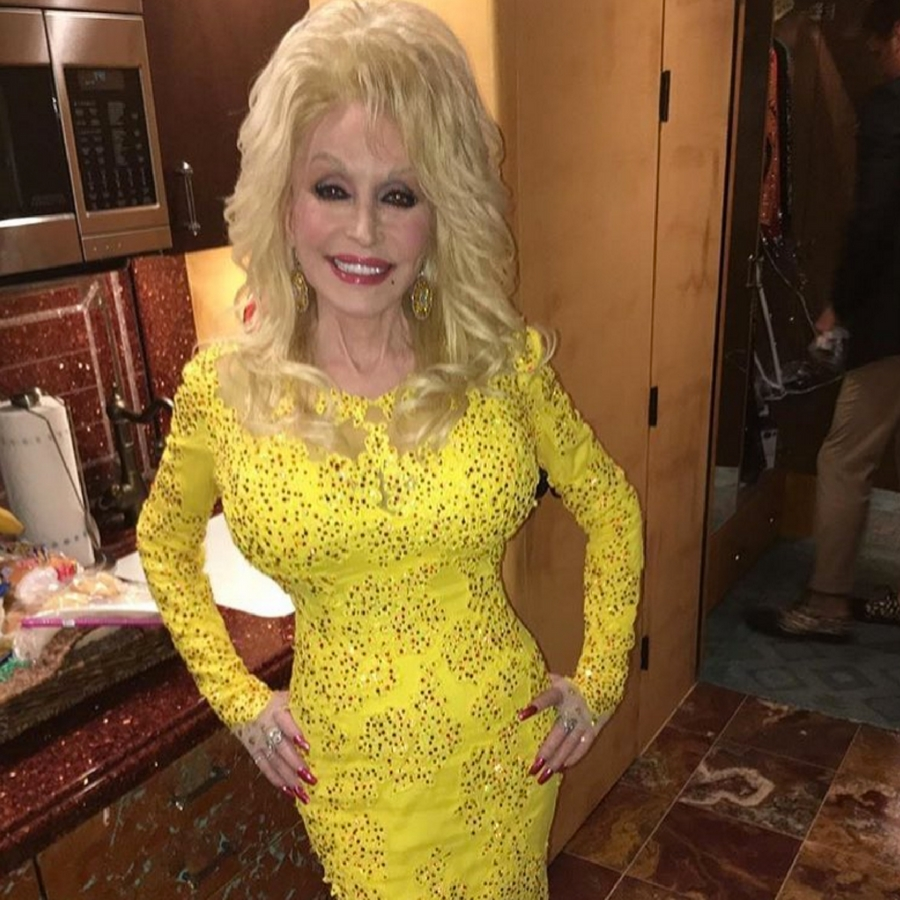 Our Best Instagrams dolly parton