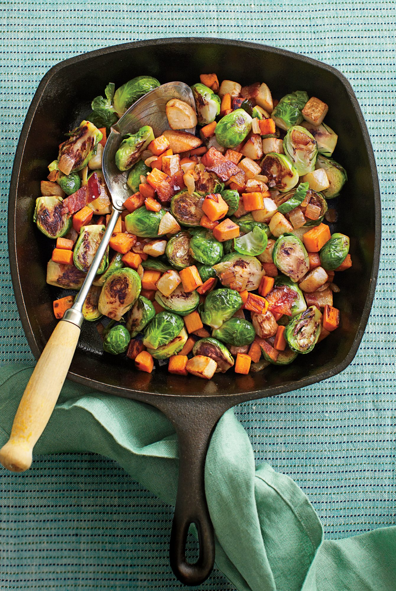 Fall Vegetable Hash