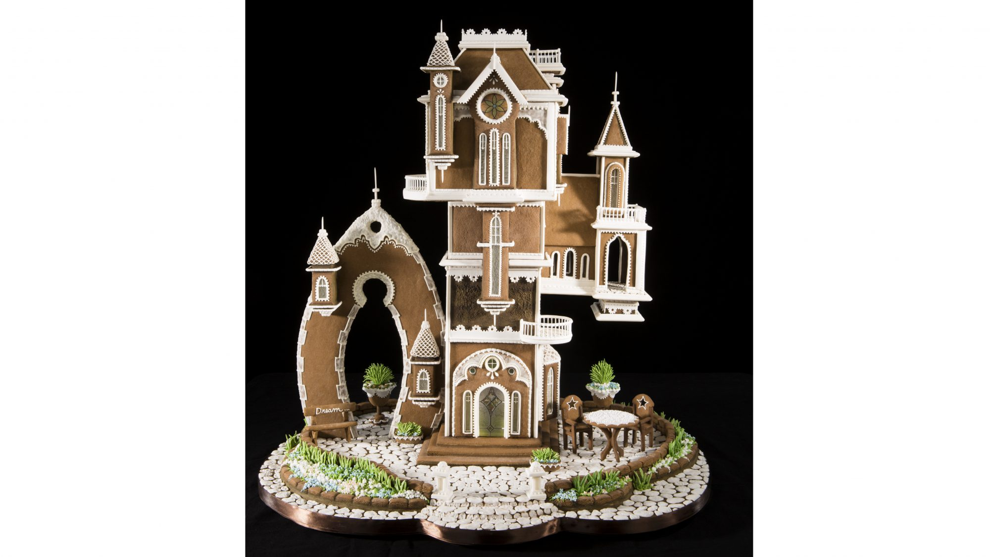 2016 Gingerbread House Competition Grand Prize Winner