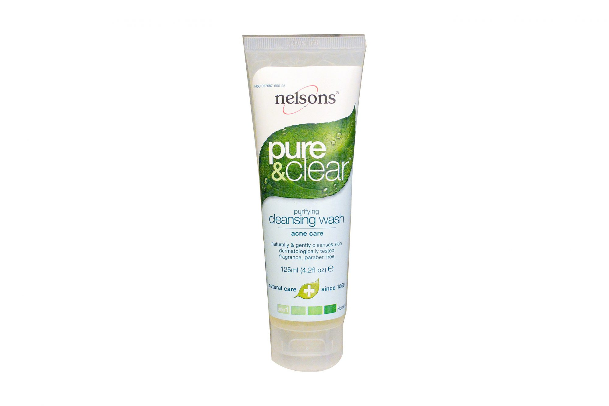 Nelson's Pure ad Clear Gel
