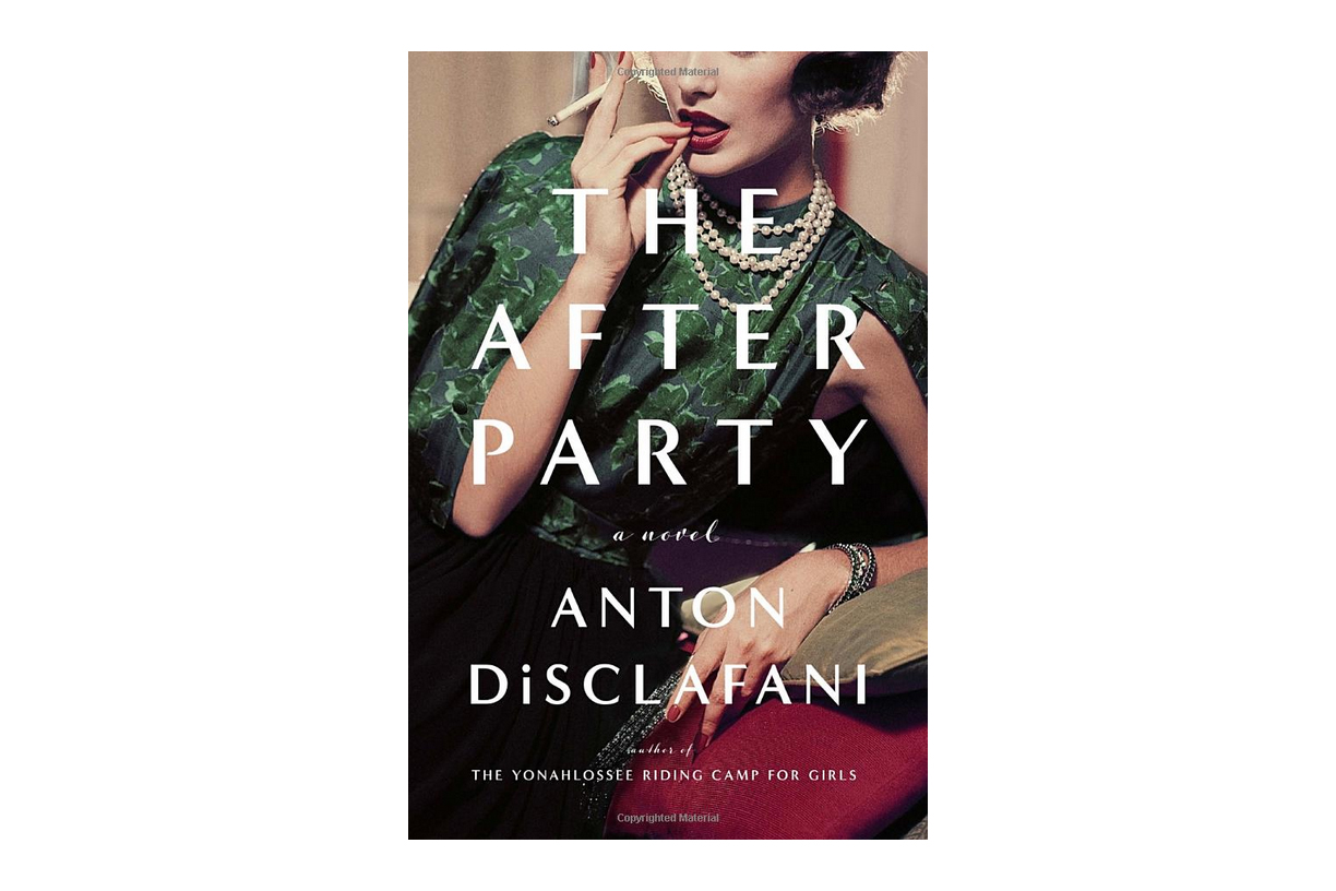 The After Party by Anton DiScalafani