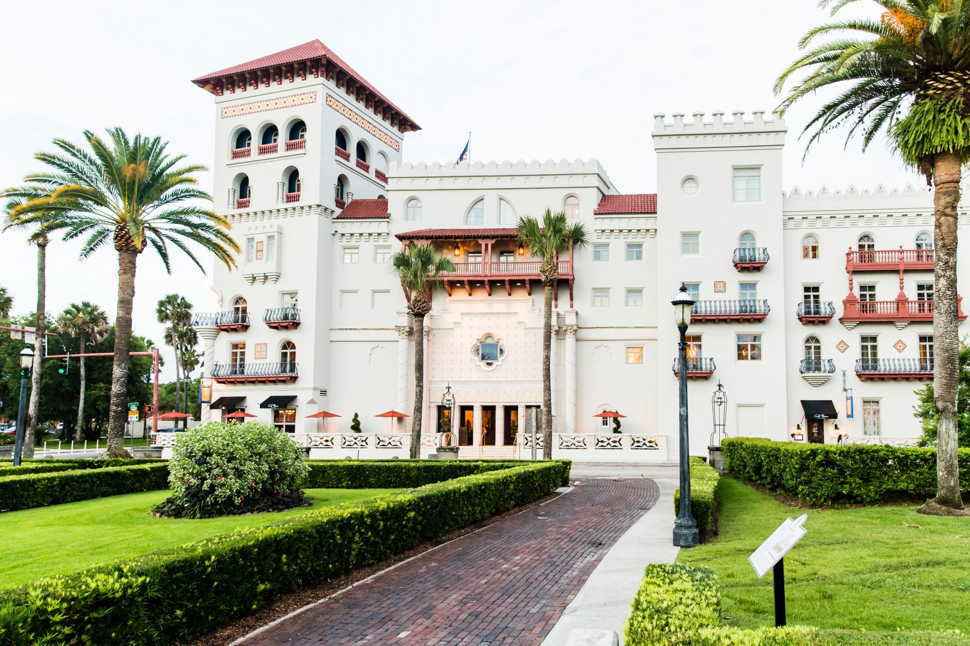 Casa Monica Resort Lavish Hotel Florida