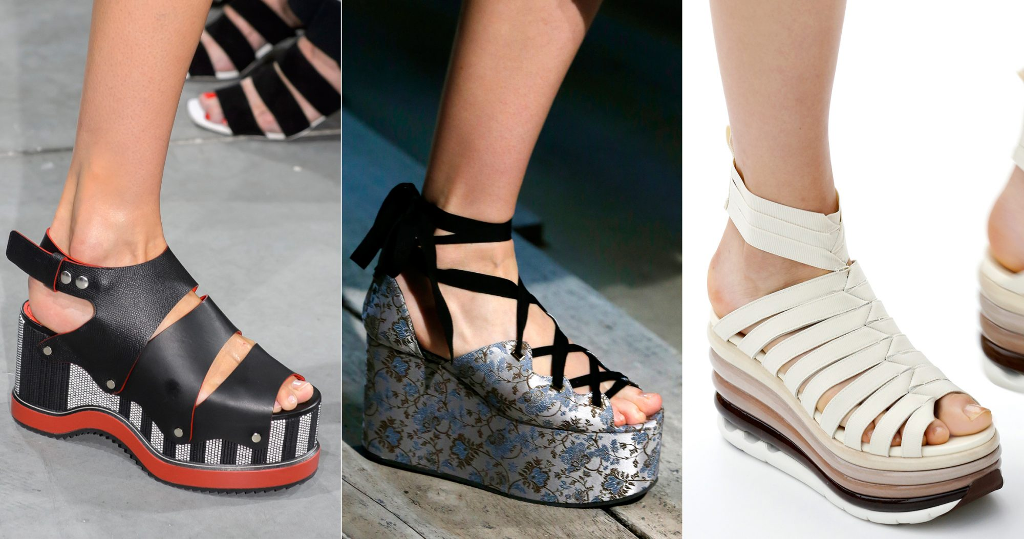 These Throwback Shoes Are the New Go-To Flats of 2017