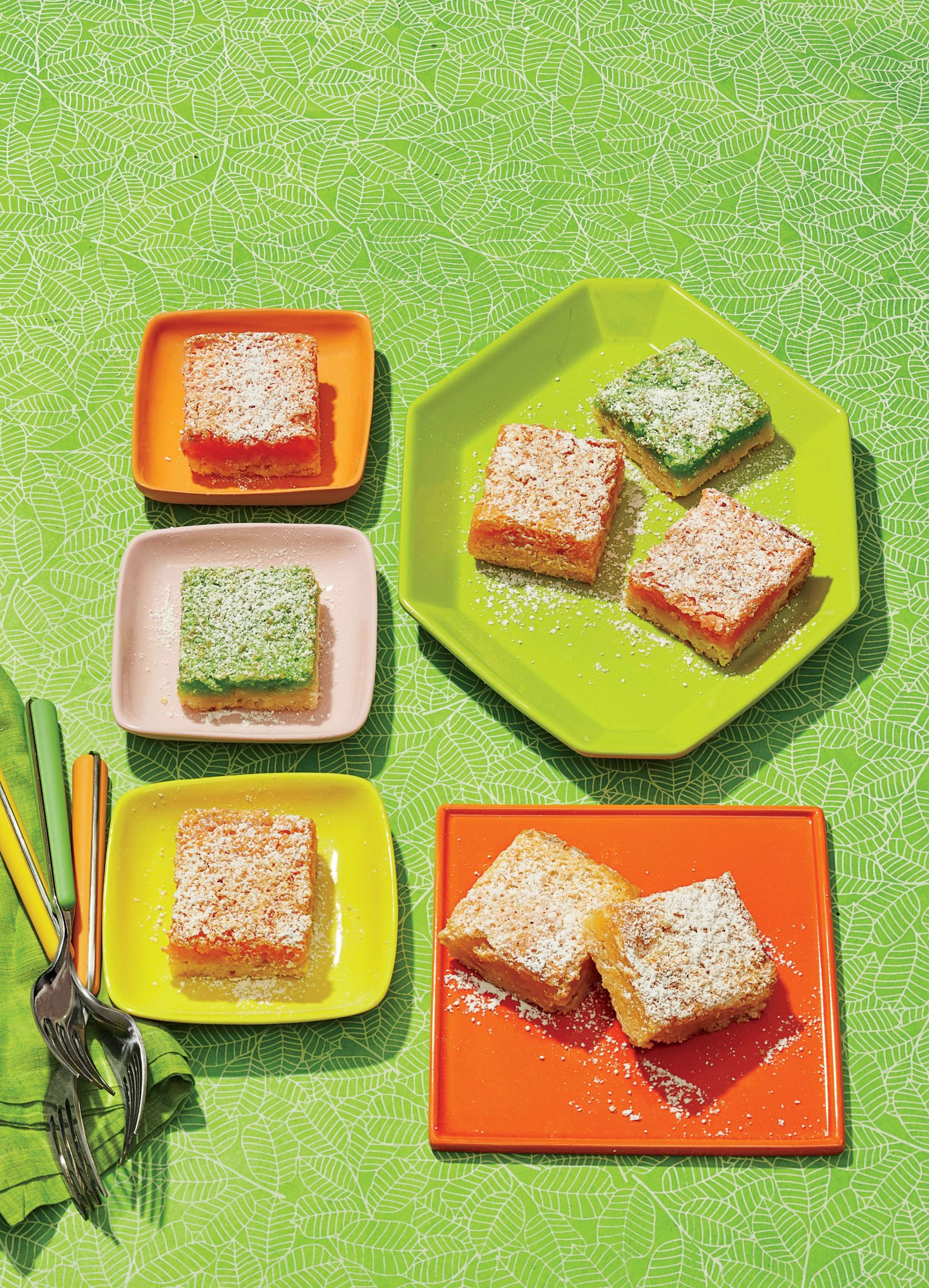 Grapefruit Bars Recipe