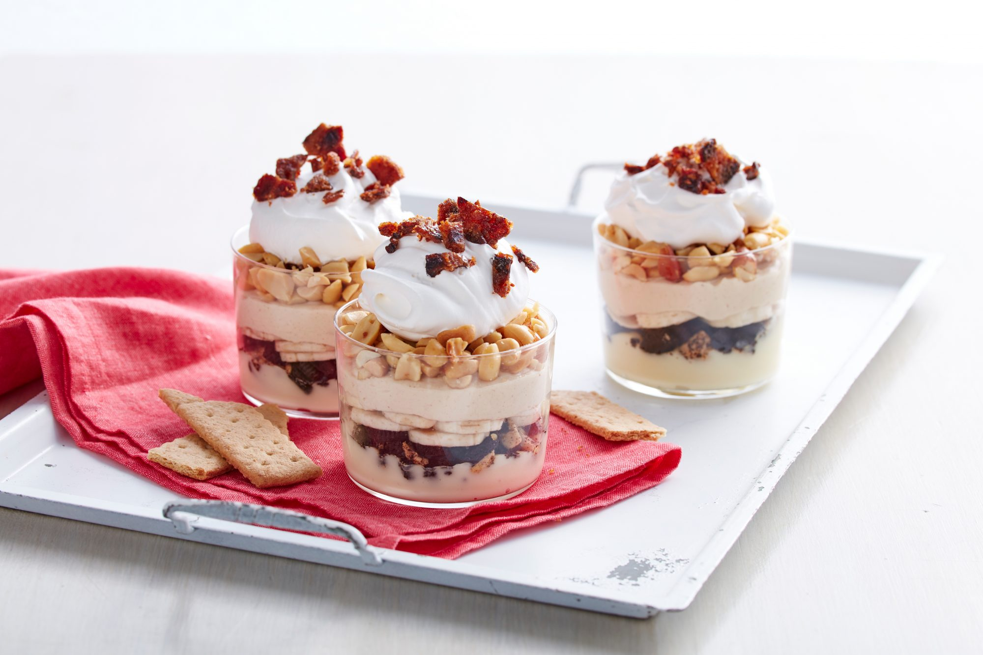 7-Layer Elvis Dessert Dip