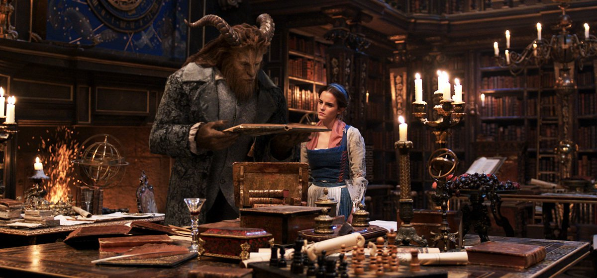 Watch the Gorgeous New Trailer For Beauty and the Beast