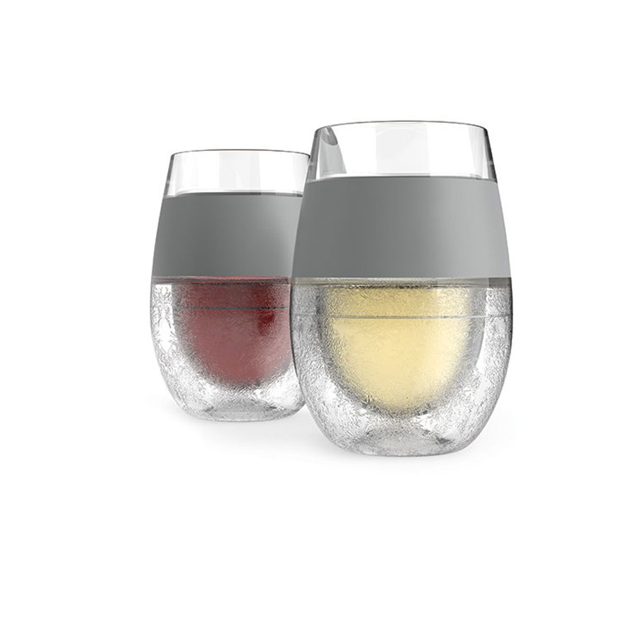 Cooling Wine Glasses