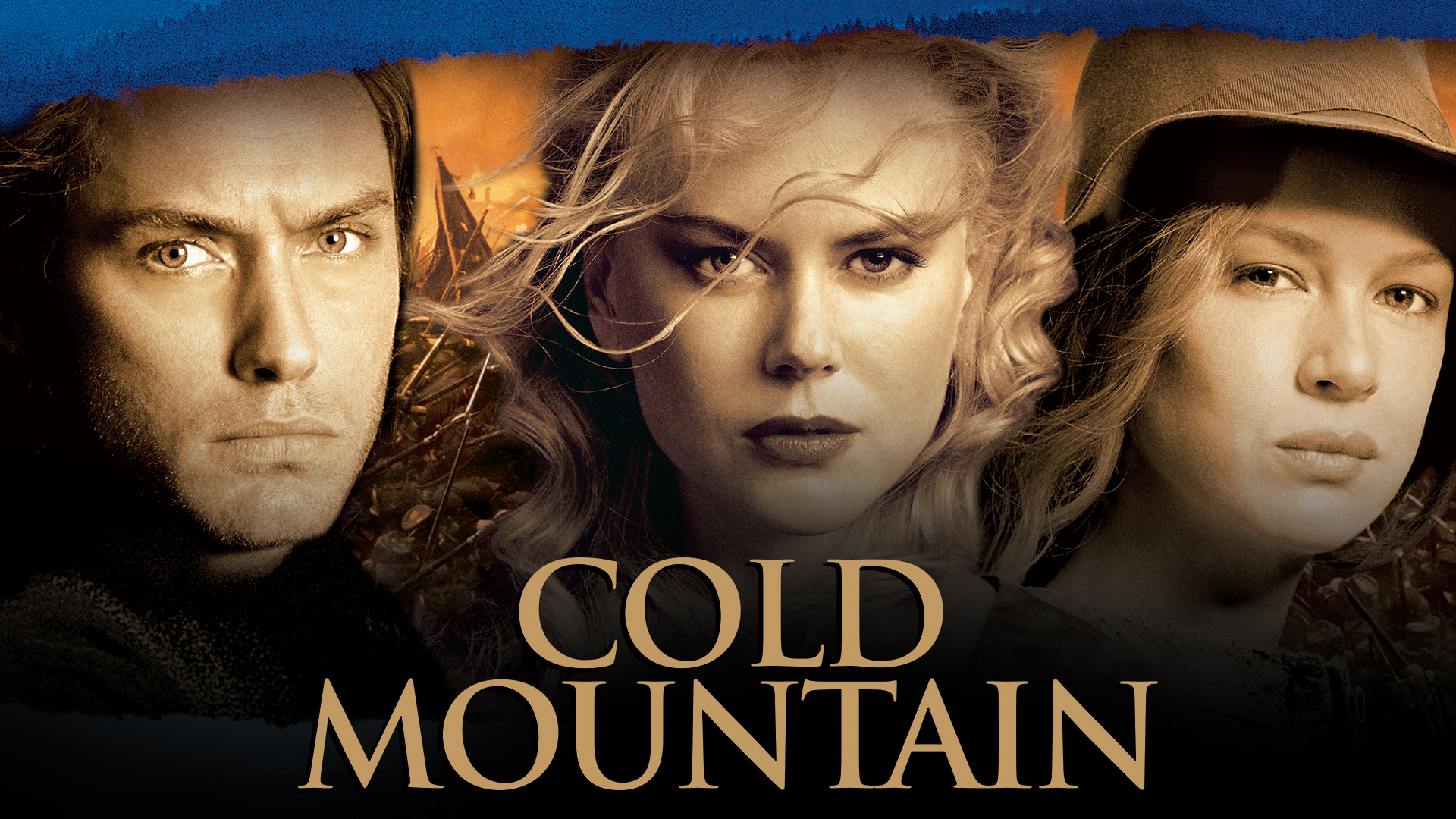 Ada Monroe and W.P. Inman from Cold Mountain