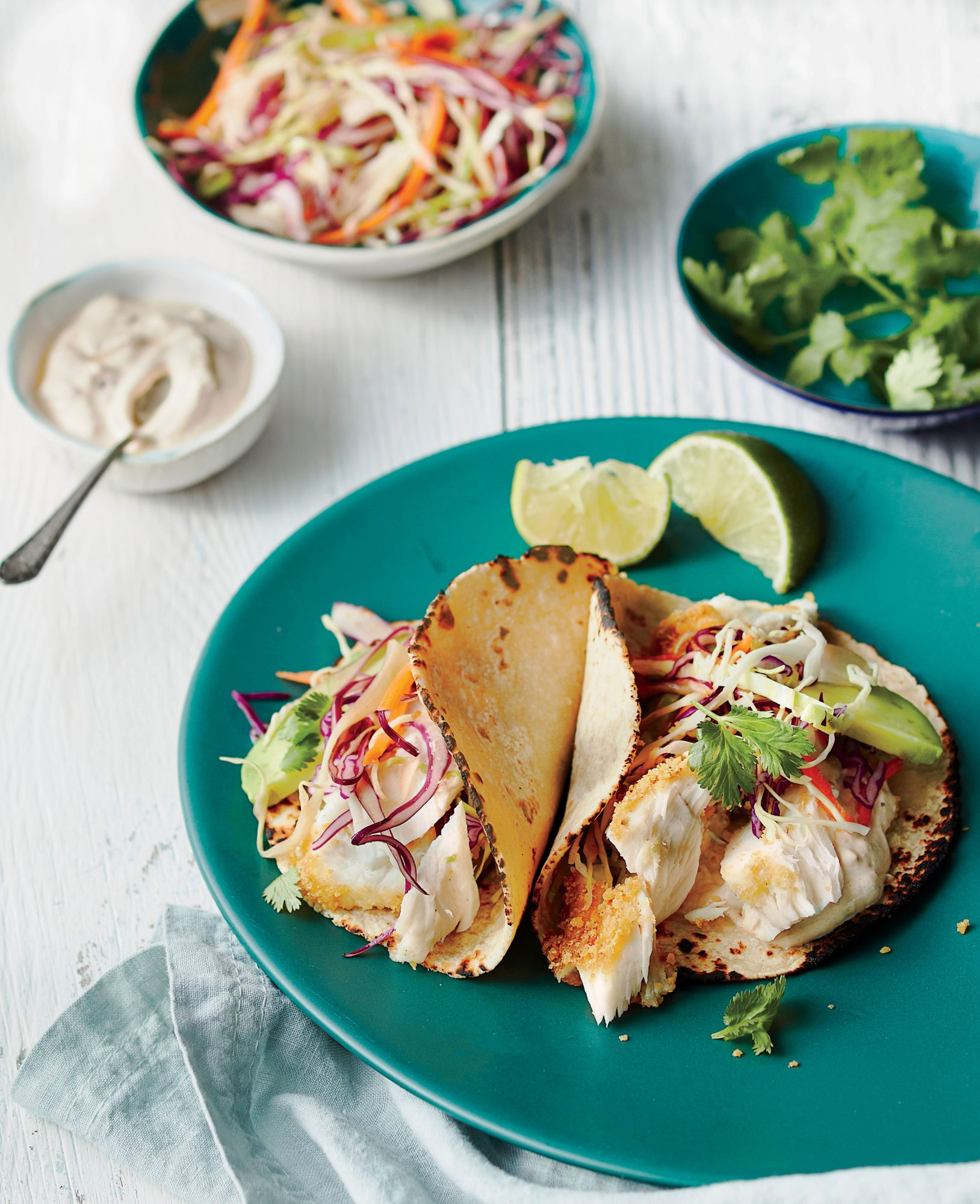 Simple Suppers Challenge: Fish Tacos