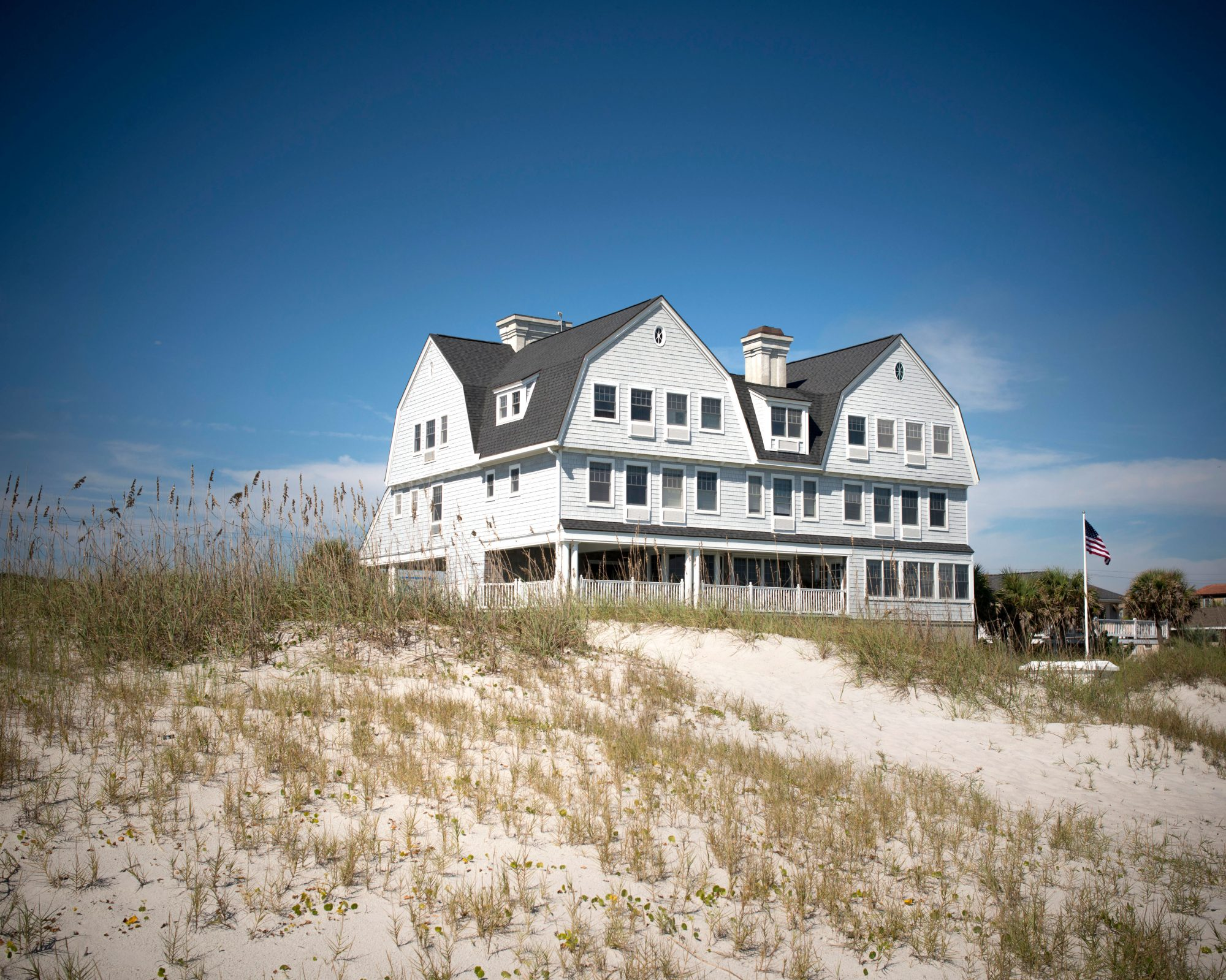Elizabeth Point Lodge in Amelia Island, Florida