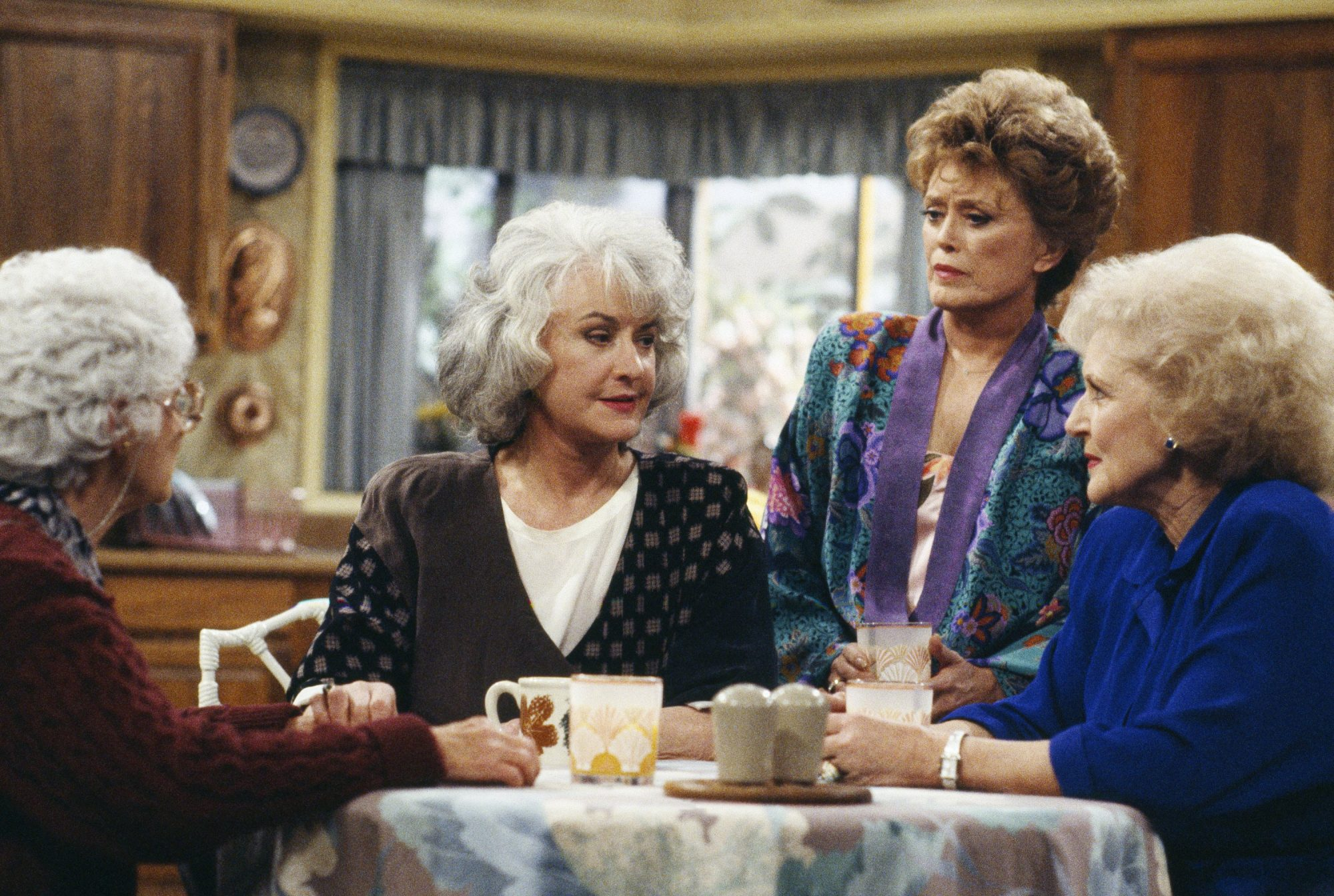 Dorothy Golden Girls rose smart