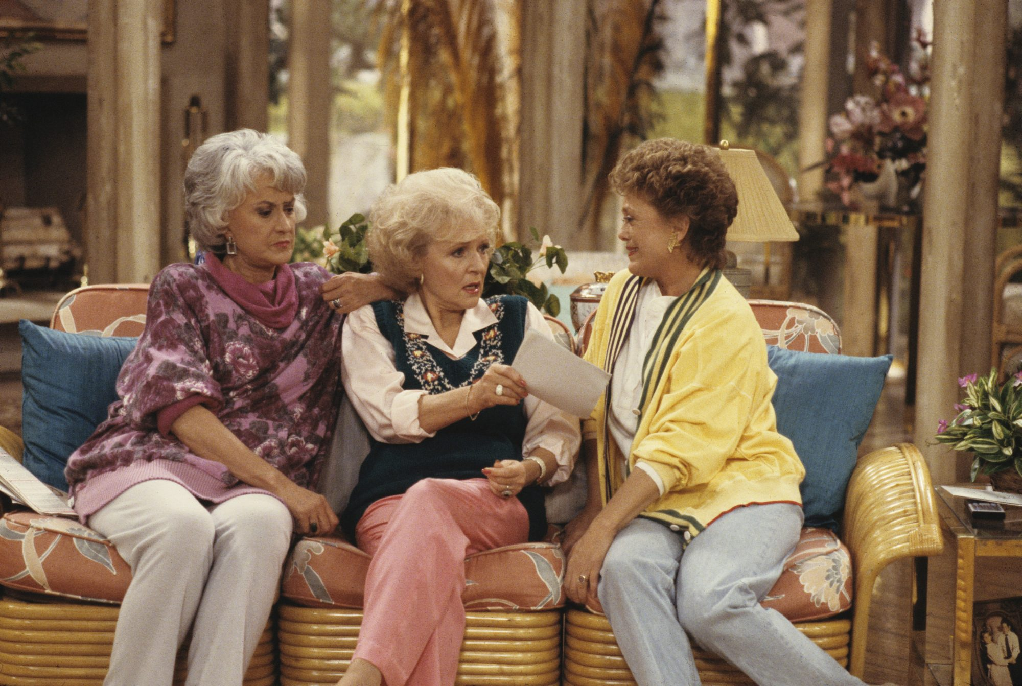 Dorothy Golden Girls blanche's sister