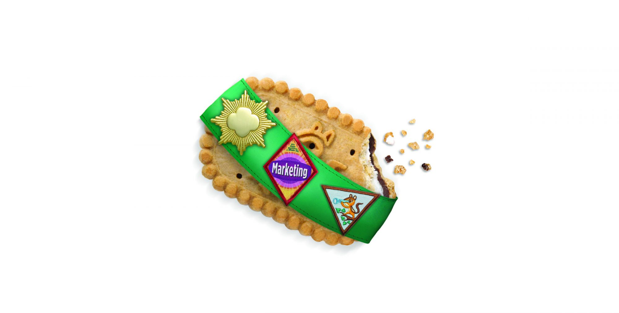 S'mores Girl Scout Cookie
