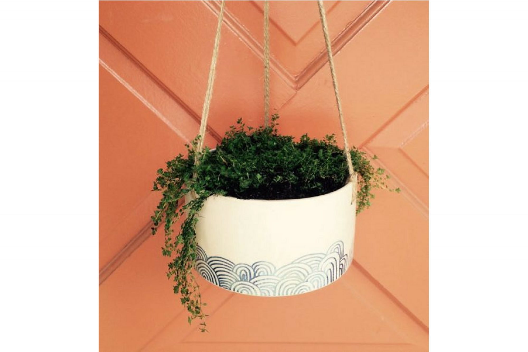 Pots for Indoor Plants ceramic painted