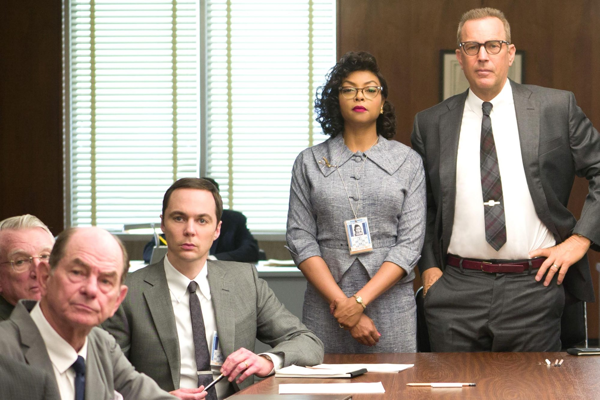 Taraji P. Henson, Jim Parsons buy out theaters for free 'Hidden Figures' screenings