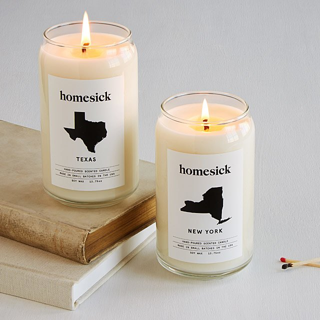 Homesick Candles