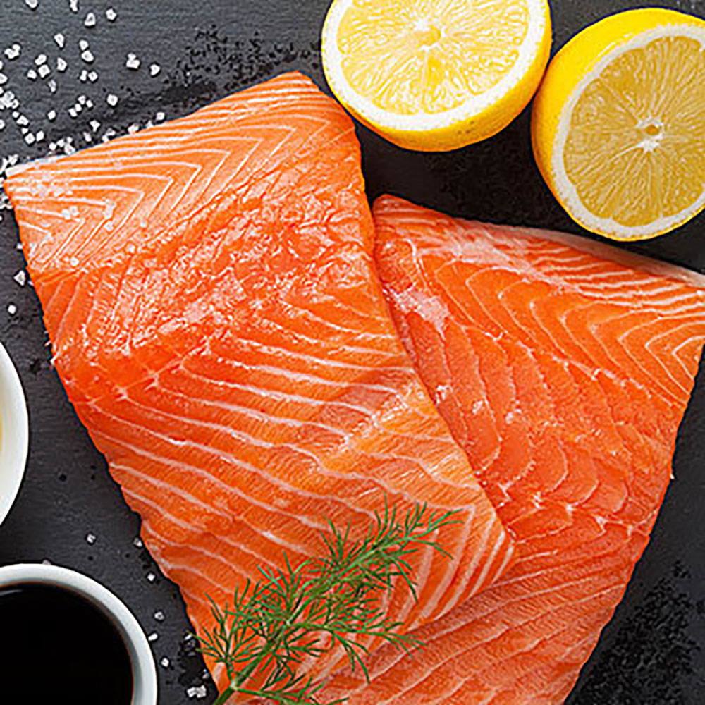 Eat More Salmon
