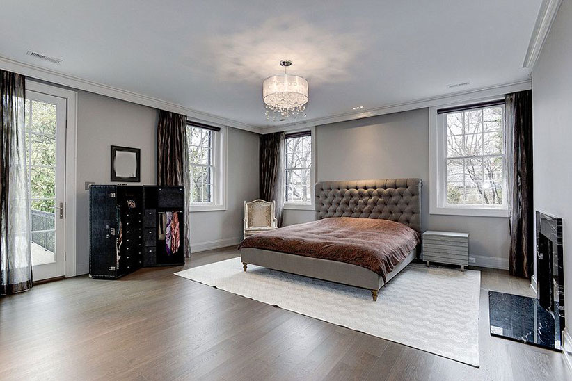 Ivanka Trump DC Home Bedroom