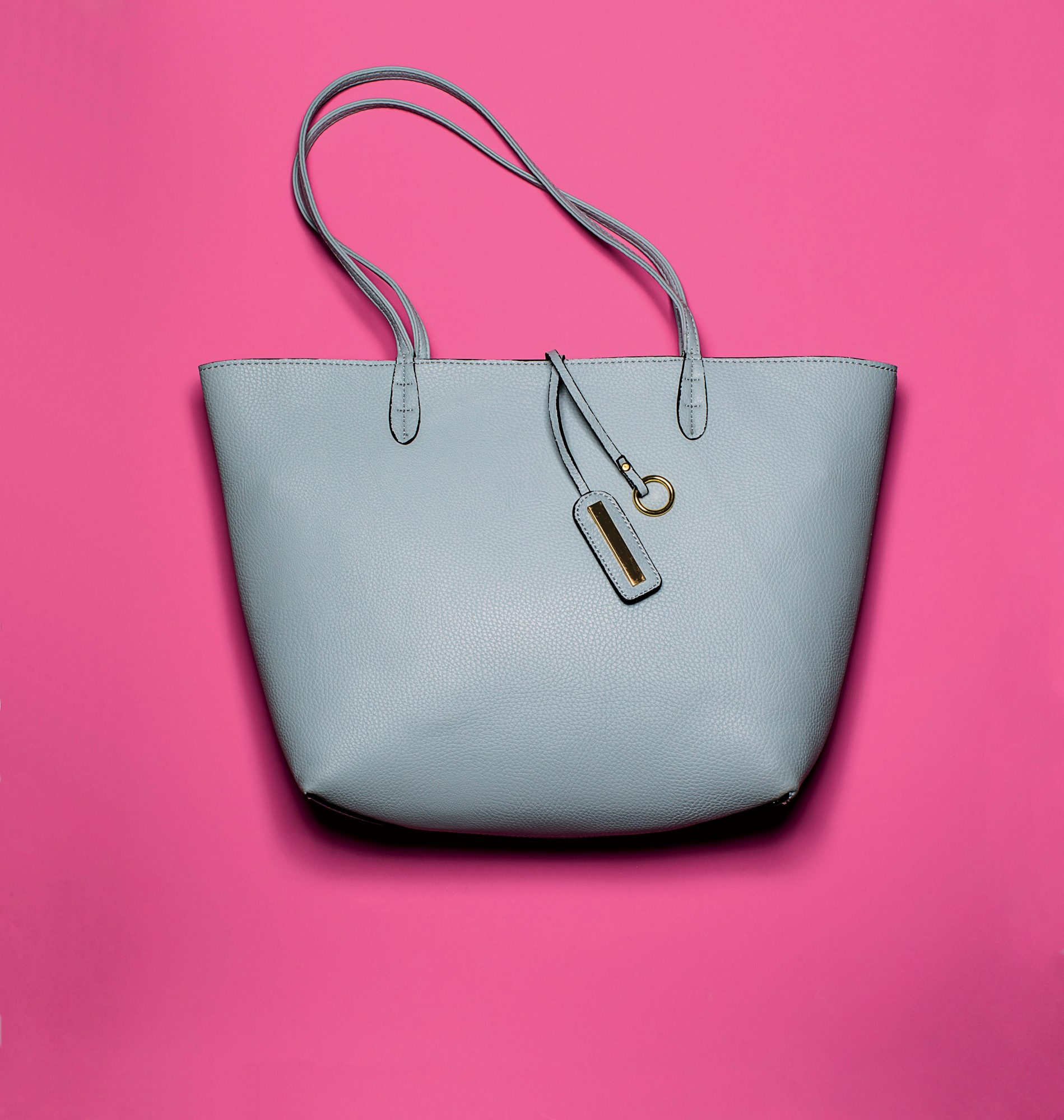 Light Blue Tote