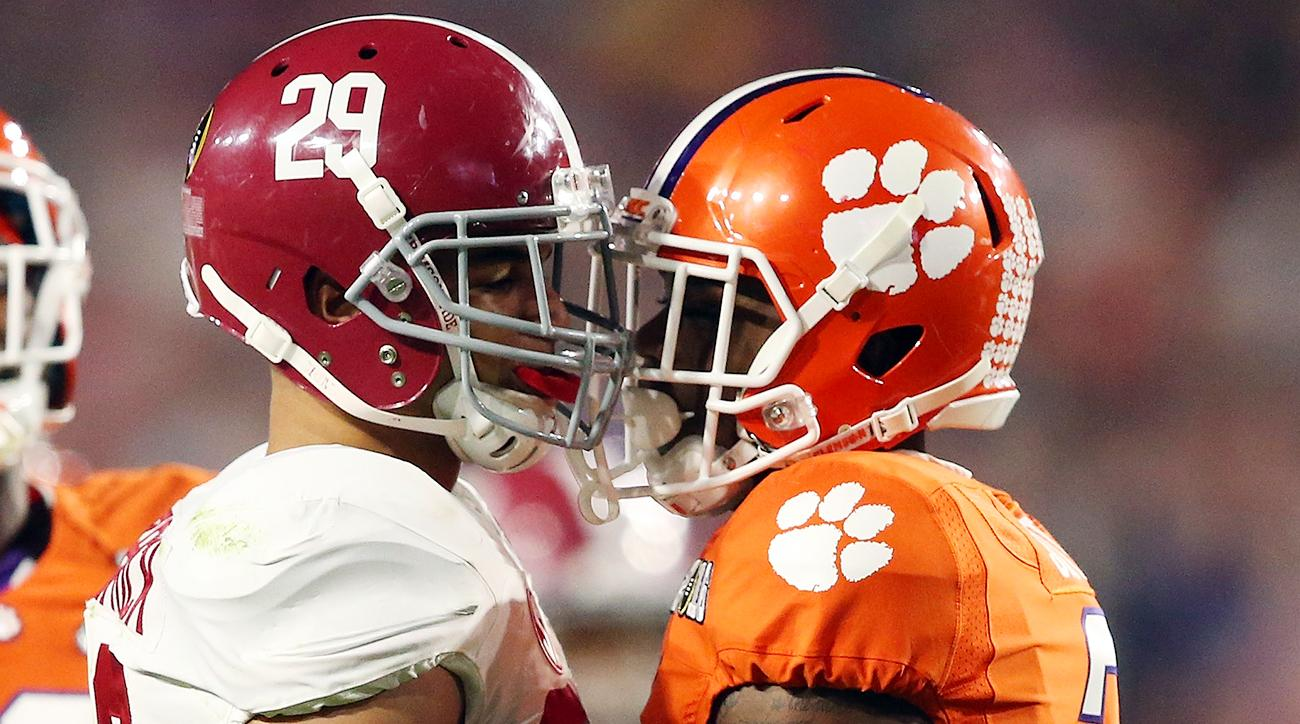 Who has the edge where? Breaking down Alabama vs. Clemson, position by position