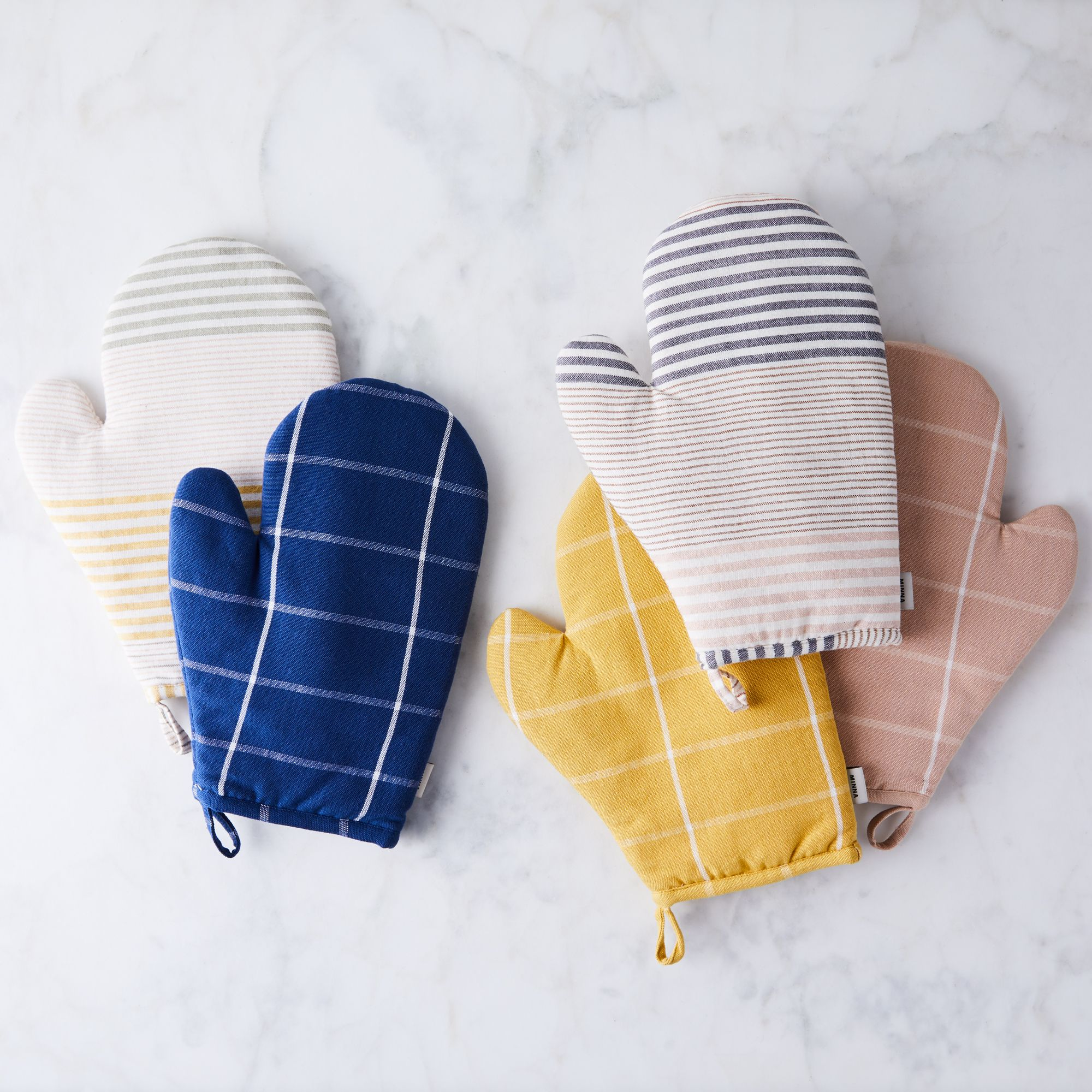Modern Cotton Oven Mitt