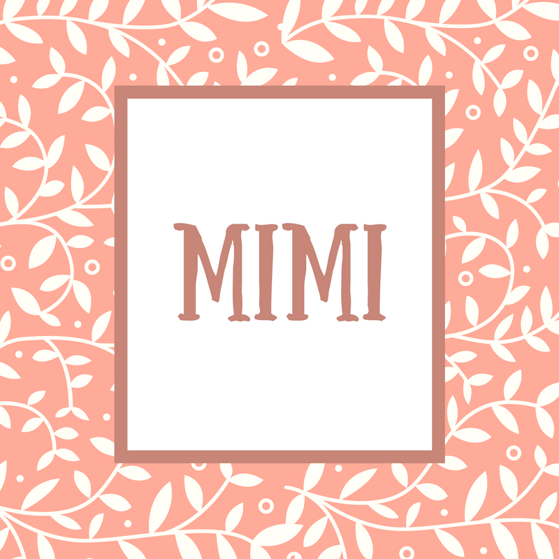 Mother-in-Law Name: Mimi