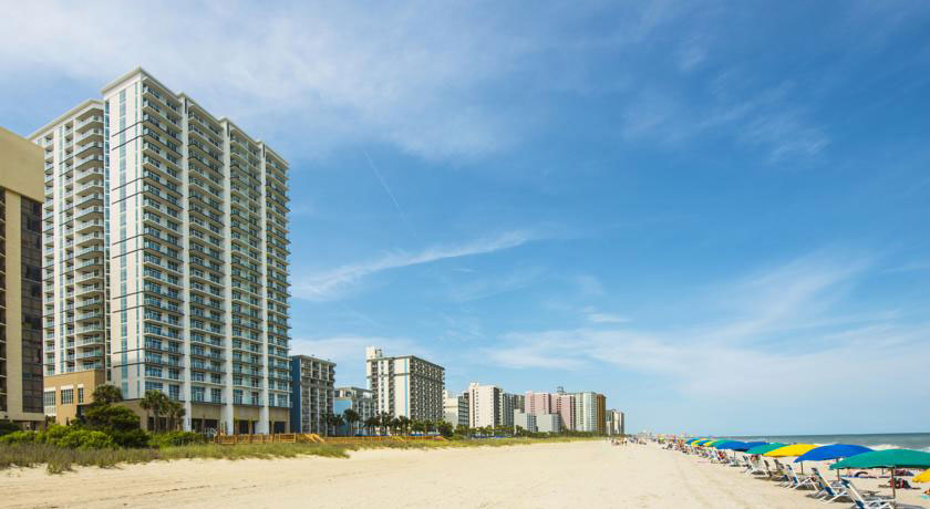 Ocean 22 by Hilton Grand Vacations Club in Myrtle Beach, South Carolina