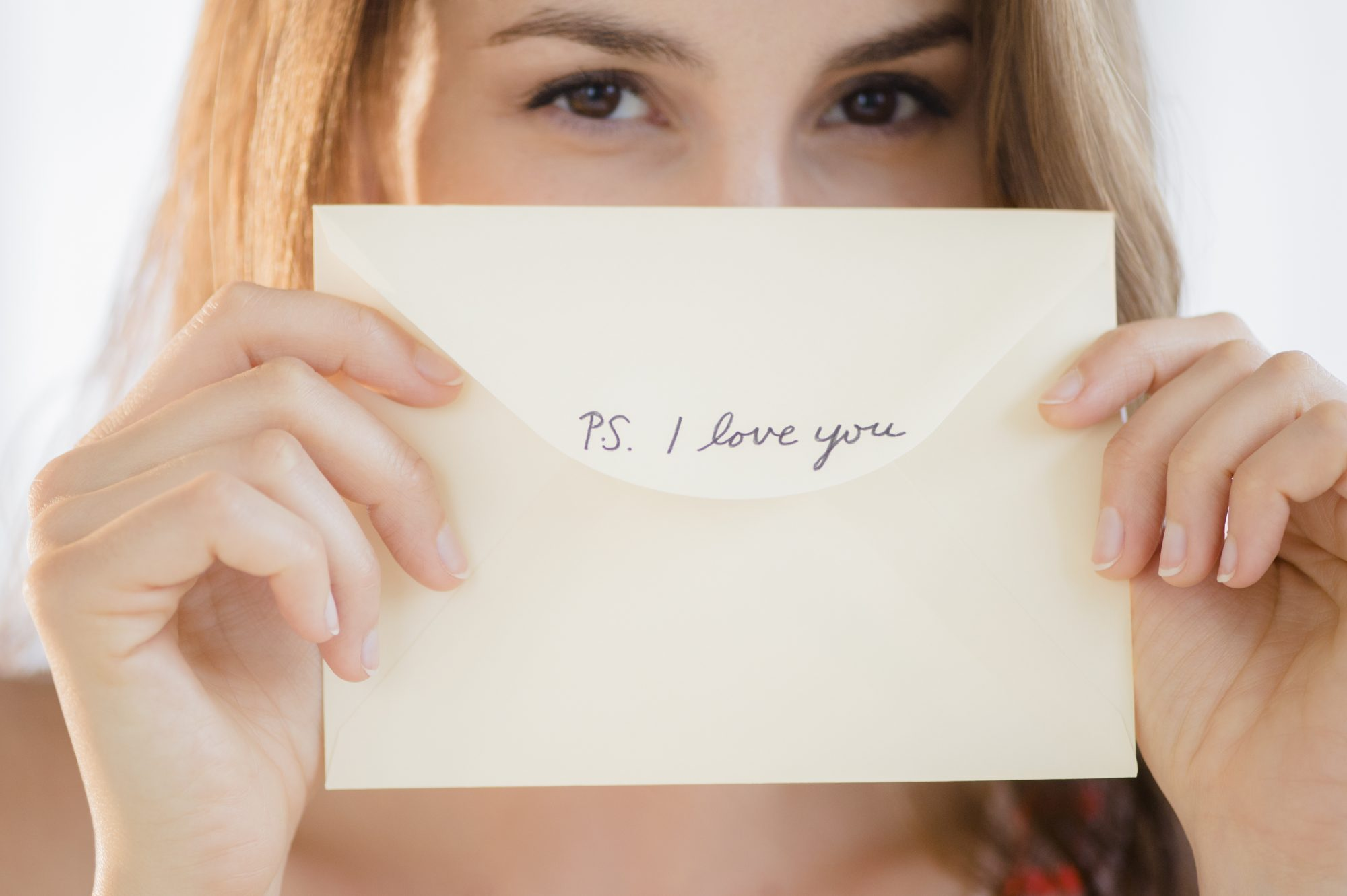 PS I Love You Letter