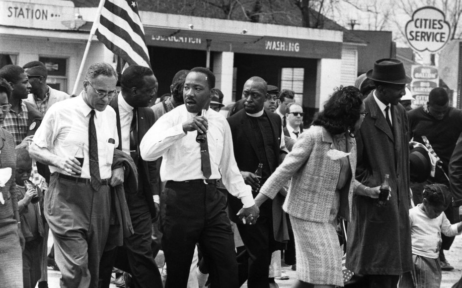 Civil Rights March Selma