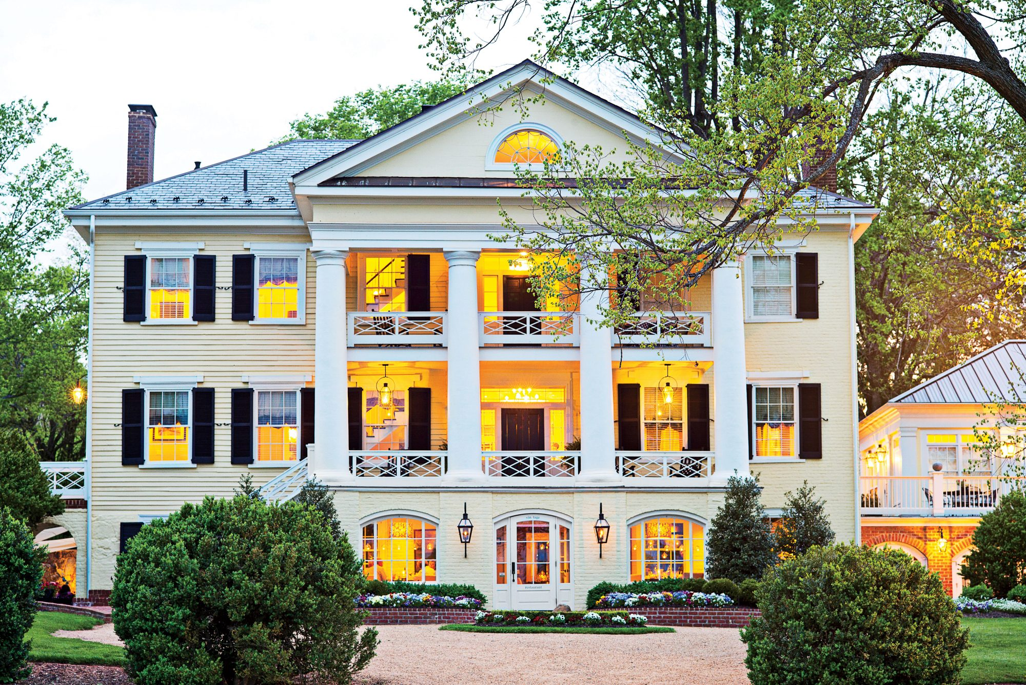 The Inn at Willow Grove in Orange, Virginia
