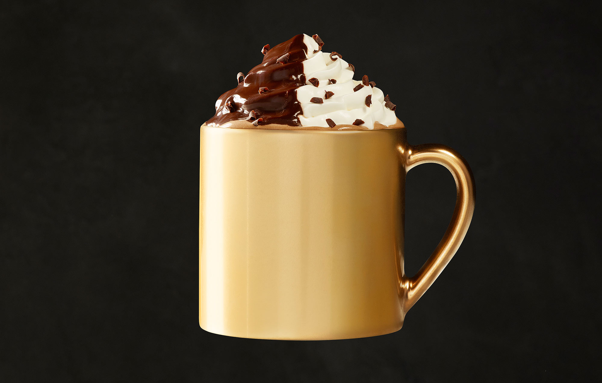 Starbucks Has 3 New Beverages for People Who Really Love Chocolate