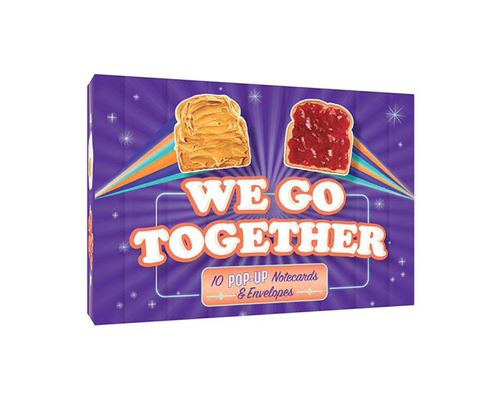 We Go Together Pop-Up Notecard Collection